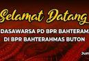 BPR Bahteramas Sultra Gelar Family Gathering, Bagi-Bagi Doorprize dan Sembako